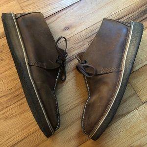 Clark's originals Desert Trek Chukka Boots Shoes